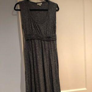 Gray Max Studio Maxi Dress - EUC